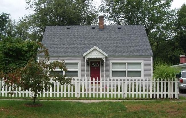 The Cottage With The White Picket Fence!