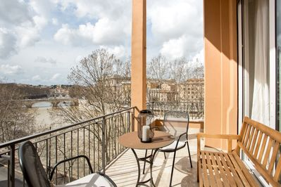 Tiber View Beautiful Apartment With Terrace On The Municipio I