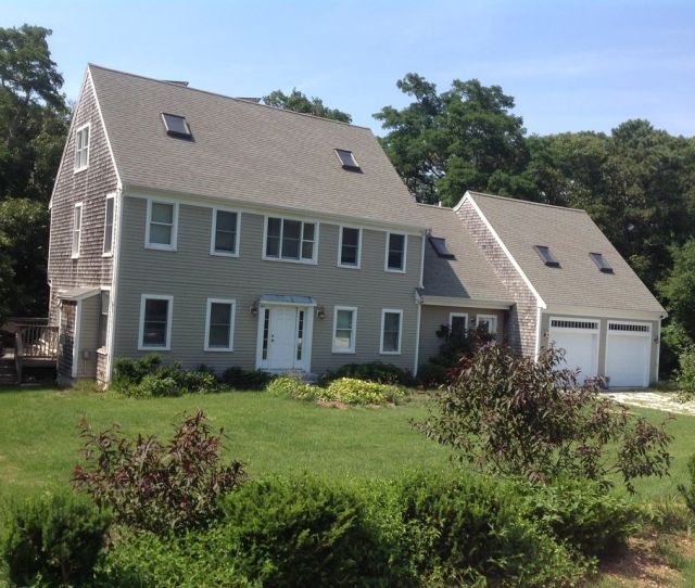 Beautiful  Story Colonial With Central Ac And  Br And  Full Baths