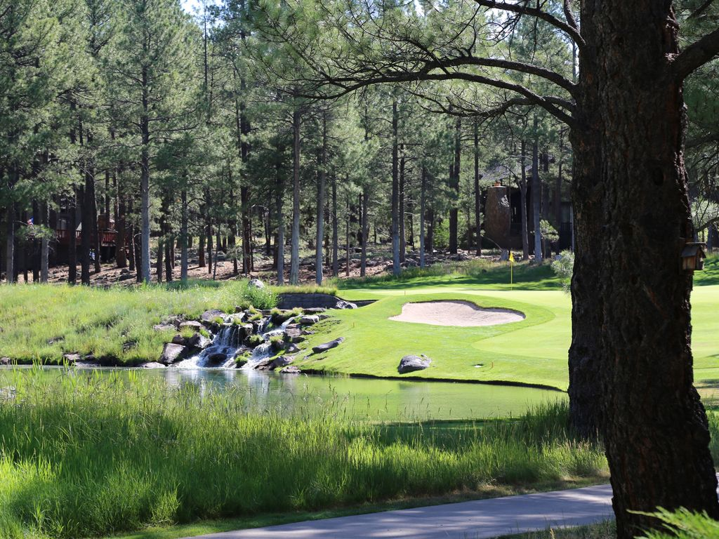 Serenity At Forest Highlands In Flagstaff Vrbo