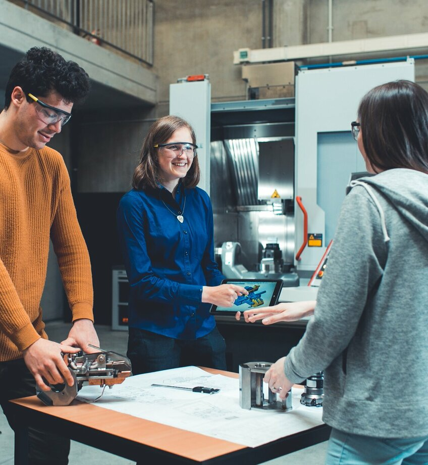 Ontwerp- en productietechnologie