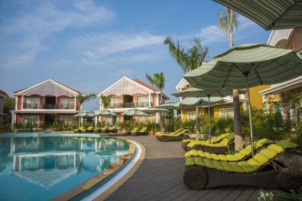 Swosti Chilika Resort