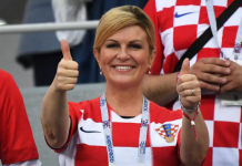 Croatian Cabinet Celebrates Teams FIFA Success