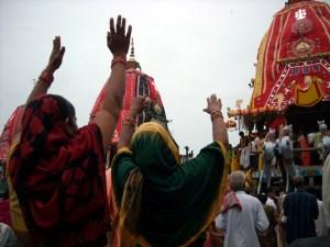 Rath Yatra, Puri, Odisha