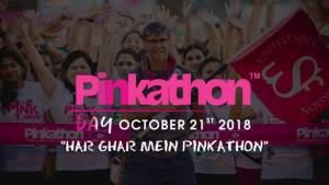Pinkathon Women health awareness run in Bhubaneswar