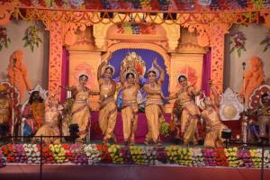 Cultural Programme in Baragarh Dhanuyatra