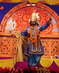 Bhubaneswar Pradhan Baragarh Dhanuyatra