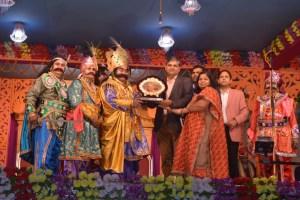 Kansa Maharaja Book Released at Bargarh Dhanu Yatra