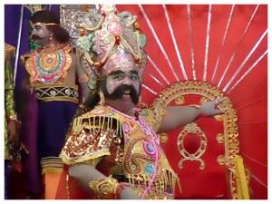 Gopal sahu, Kansha of Dhanu yatra