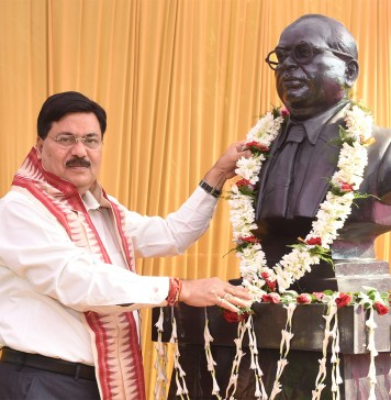 Ambedkar Jayanti at NALCO