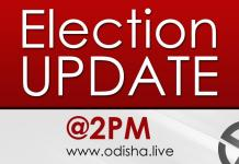 Election Update 2PM