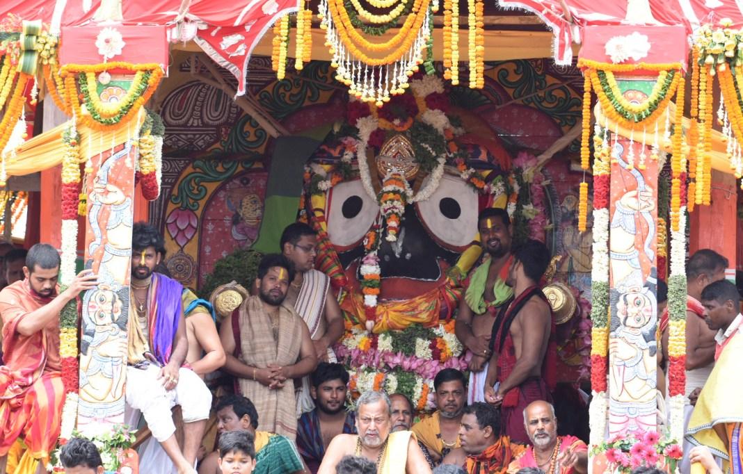 Bahuda Yatra of Lord Jagannath Odisha Puri, Rath Yatra 2019