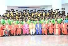 2nd Annual Convocation, Birla Global University
