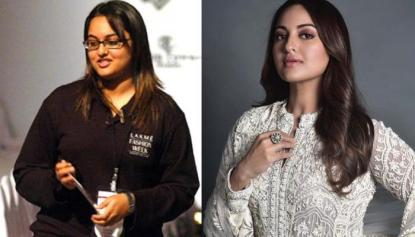 sonakshi sinha fat to fit