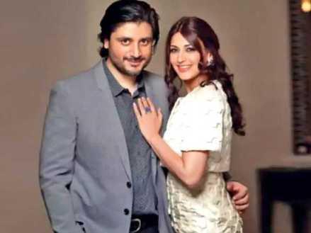 sonali bendre and husband