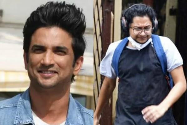 - Sushant Singh Rajput and Siddharth Pithani