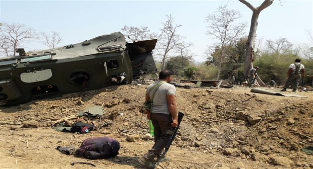 maiost attack One-Odia-among-9-CRP