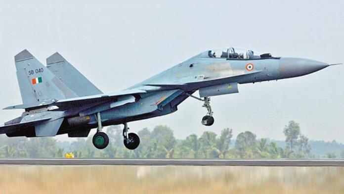 indian-air-force fighter plane