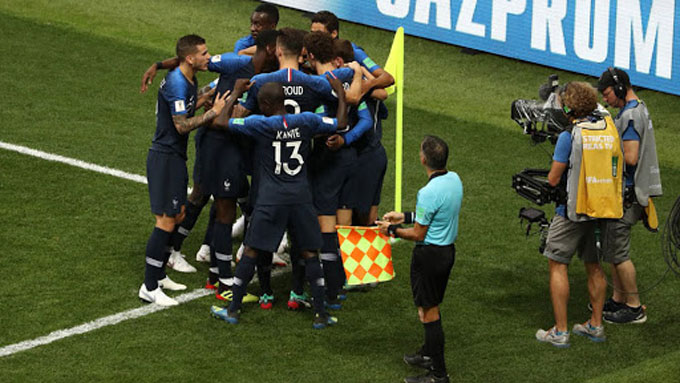 france win fifa cup
