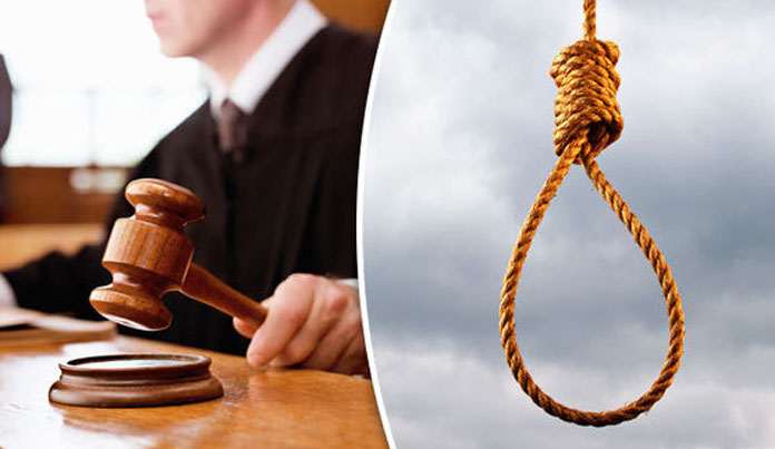 hang-to death for rapist