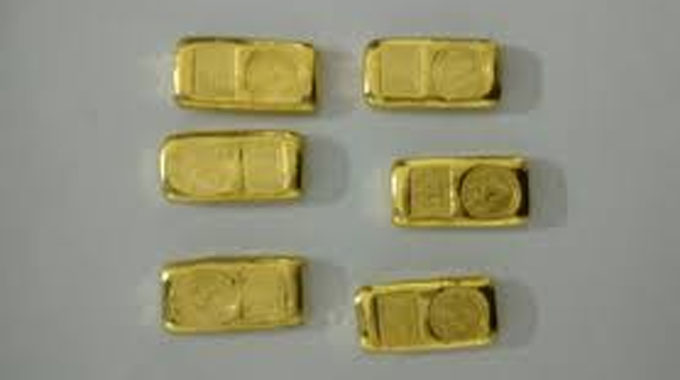 gold seized from airport