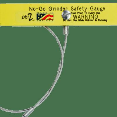 ODIZ Bench Grinder Safety Gauge/Safety Scale