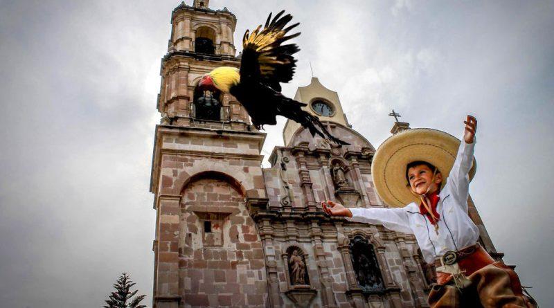 La Feria de San Marco, Aguascalientes. Cuenta con 189 años de experiencia
