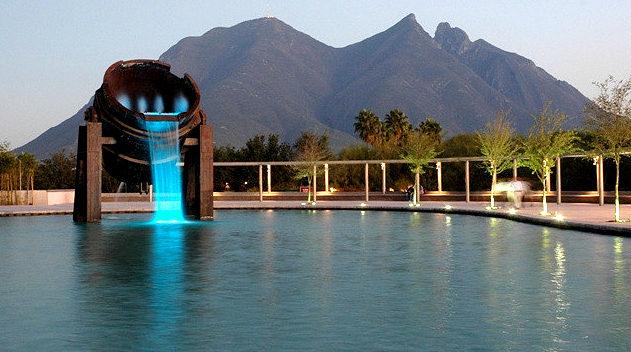 El Parque Fundidora, Monterrey. Un museo que convive con la naturaleza