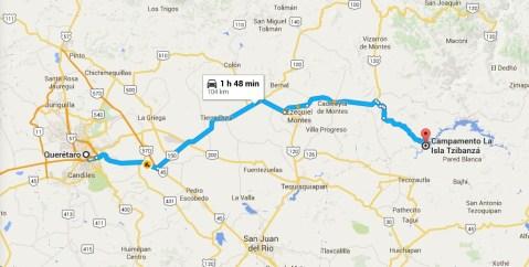 boletos de autobus a Querétaro