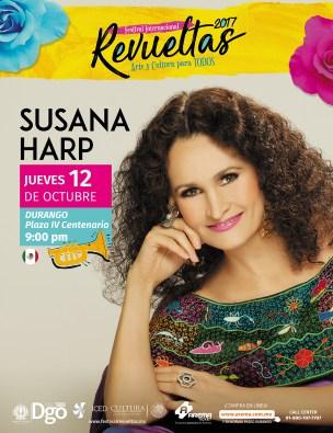 Poster Susana Harp