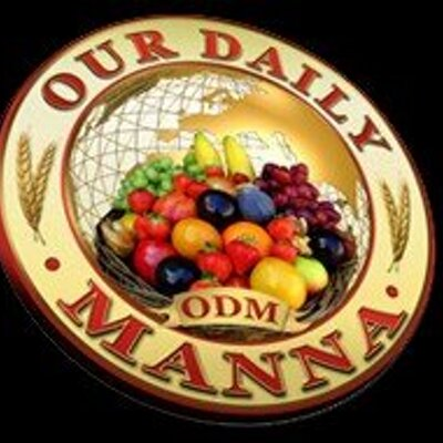 Our Daily Manna Reading 20th August ODM 2018