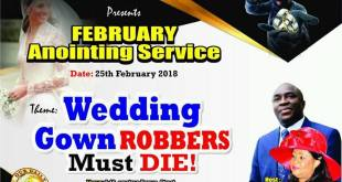 ODM LAGOS (OGUDU) WEDDING GOWN ROBBERS MUST DIE!