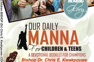 Our Daily Manna Children July - September 2018