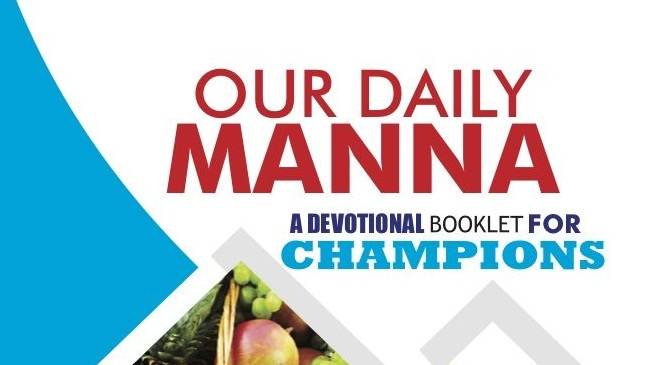 Daily Manna Today 26 September 2018