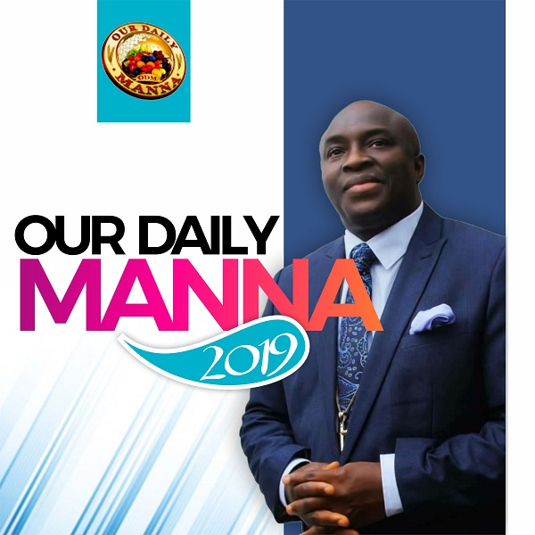 Our Daily Manna March 2019 Day 3