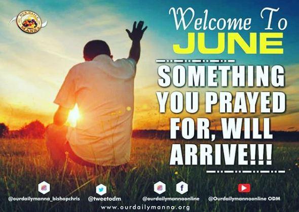 ODM For June