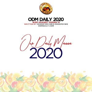 ODM Daily July 2020 Day 8