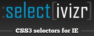 selectivizr logo