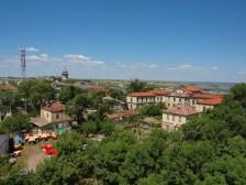 Vista desde el Faro Viejo de la CED