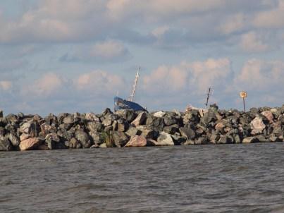 Turgut Usta en el Golfo Musura