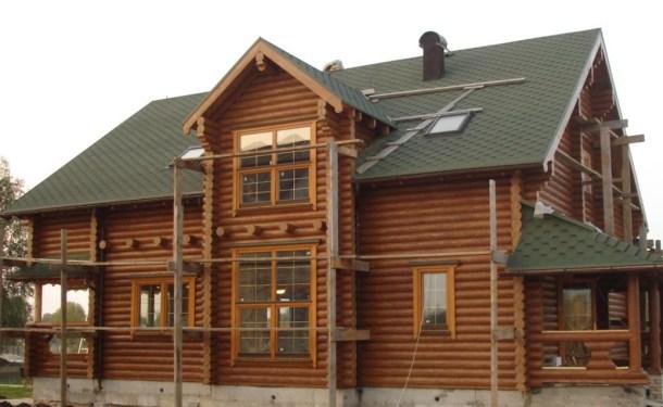 экологически чистый дом из бруса