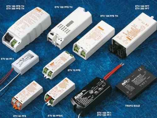 трансформаторы для светильников
