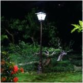 Дачный светильник в классическом стиле