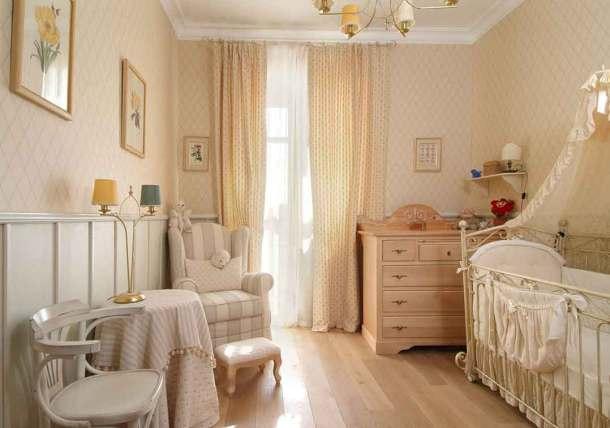 комната новрожденного