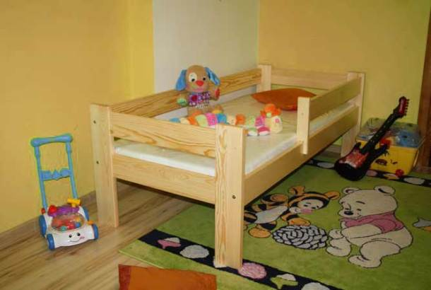 мебель в детской комнате, кроватка