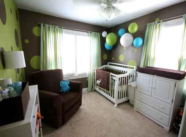 дневной свет для детской комнаты