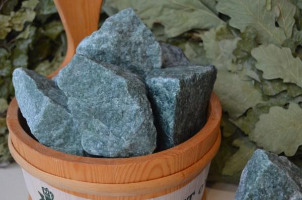 Жадеит - камень для бани