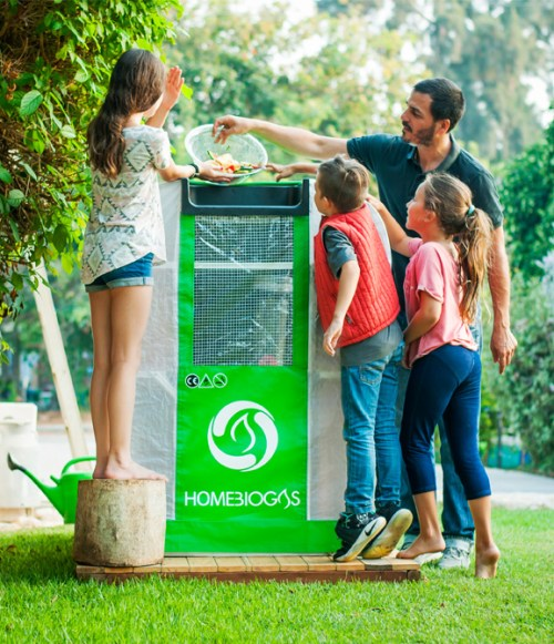 Homebiogas - биогазовая установка
