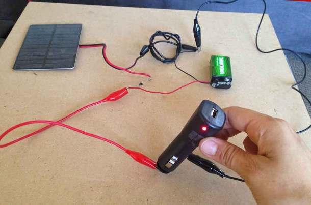 портативное устройство для зарядки