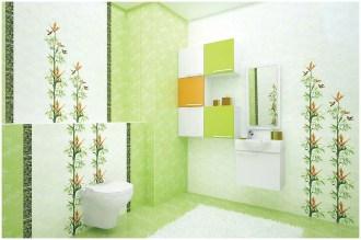 Отделка ванны керамической плиткой